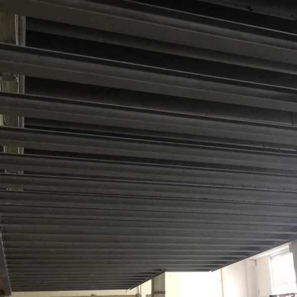 Nátěr železné konstrukce
