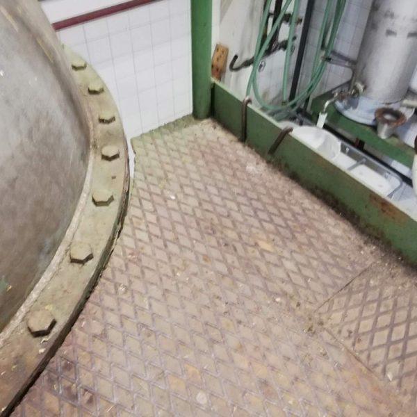 Rekonstrukce nátěru destilačních kotlů