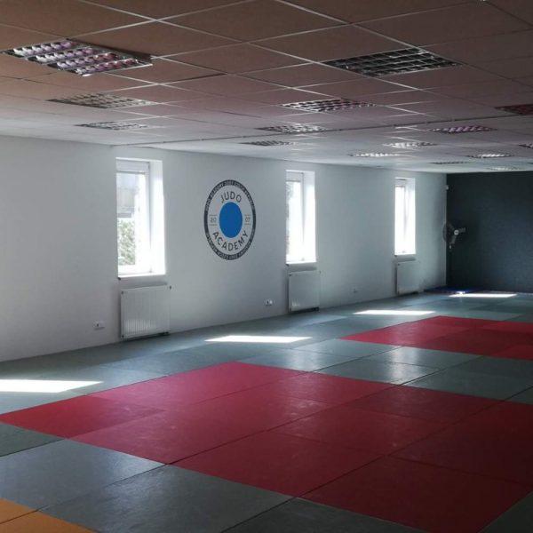 Tělocvična Judo academy Praha