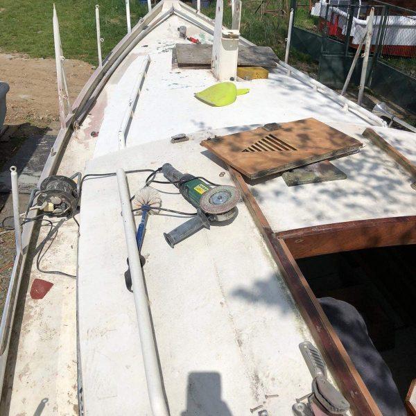 Renovace lodi