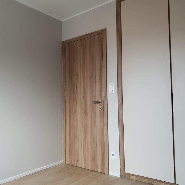 Výmalba interiéru RD Praha