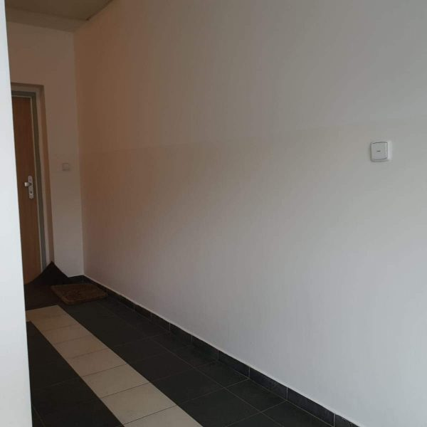 Výmalba interiéru SVJ Praha